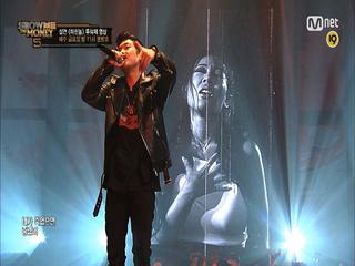 [무삭제/단독] 샵건 <미친놈> (feat.제시) @ Semi-Final(19세)