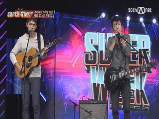 [7회] 시즌 빅매치 자밀킴 vs 케빈오 - 'She Will Be Loved'