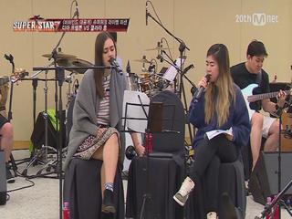 [미방송] 클라라 홍&디아 프램튼 라이벌을 넘어 친구로