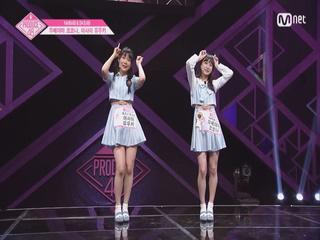 [단독/풀버전] SKE48&NMB48_아사이 유우카, 우메야마 코코나 ♬KNOCK KNOCK @기획사별 퍼포먼스