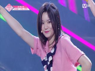 [단독/직캠] 일대일아이컨택ㅣ나카노 이쿠미 - AKB48 ♬하이텐션_1조 @그룹 배틀