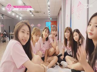 [48TV] ′소녀들에게 반해버리잖아?′ 셀프캠 잘 부탁해♥ l 히토미→초원