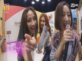 2탄) 원더걸스만의 스타일로 소화하는 선미 & 핑클 노래방 미션!