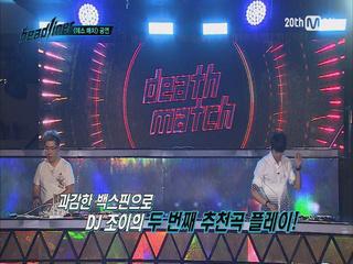 [헤드라이너] 숨막히는 데스매치! 심사위원들 앞에 선 두명의 DJ들! 2화-⑨