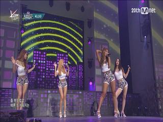 최강 걸그룹 씨스타의 압도적인 건강+섹시미