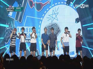 최.초.공.개! 방탄소년단의 풋풋한 고백! 'LOVERS HIGH'