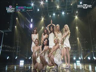 미모포텐 폭발! ′소녀시대′의 사랑스러운 ′Lion Heart′무대!