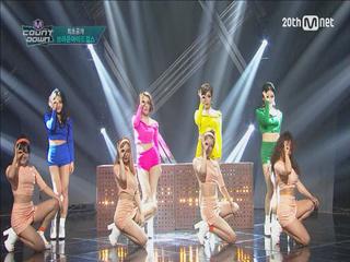 ′최초공개′ 독보적 컨셉 ′브라운아이드걸스′의 ′웜홀′ 무대