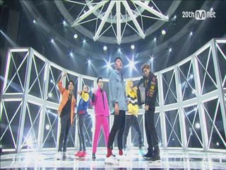 ′최초공개′ 실력겸비 ′B.A.P′의 후속곡 ′Be Happy′무대