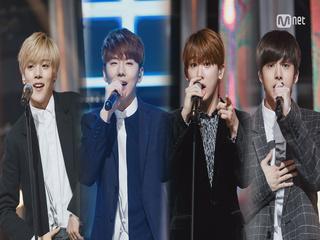 ′Special Stage′ 감미로운 사랑고백 ′몬스타엑스′의 ′Amen′무대