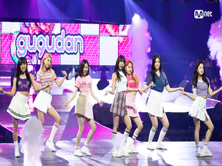 'Special Stage' '구구단'의 'Mr.Chu' 무대 ♪ M COUNTDOWN in TAIPEI