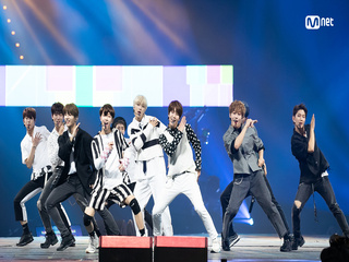 ′골든차일드′의 ′LET ME′ 무대 ♪ M COUNTDOWN in TAIPEI