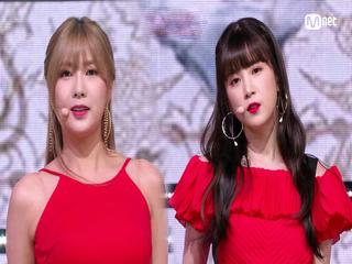 ′1위 후보′ 청순 카리스마 ′에이핑크′의 ′1도 없어′ 무대