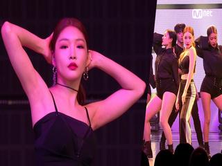 ′최초공개′ 치명 섹시美 ′청하′의 ′BB′ 무대