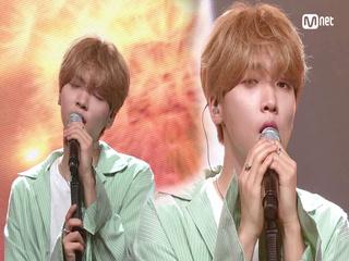 싱그러운 청춘 ′정세운′의 ′20 Something′ 무대