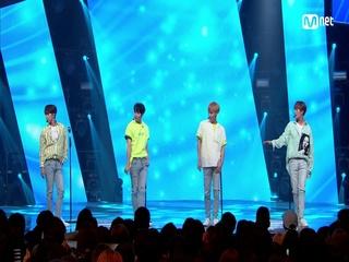 여름 감성 가득! ′백퍼센트′의 ′Grand Bleu′ 무대