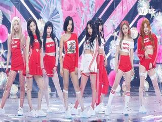 ′최초공개′ 8色 예쁨 폭발! ′다이아′의 ′우우(WooWoo)′ 무대