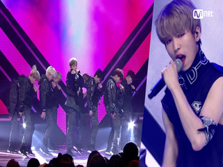 'DEBUT' 강렬 힙합돌 '디크런치'의 'Palace' 무대