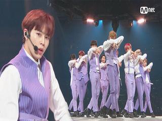 KCON 2018 LA×M COUNTDOWN|워너원(Wanna One) - INTRO + 켜줘(Light)
