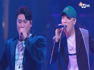 KCON 2018 LA×M COUNTDOWN|다이나믹듀오(DYNAMIC DUO) - BAAAM