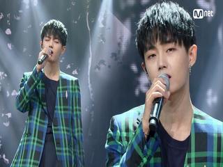 ′SOLE DEBUT′ 新음색 깡패 ′김용국′의 ′Friday n Night′ 무대