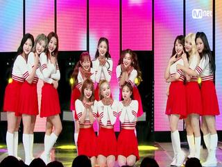 상큼매력UP! ′이달의 소녀′의 ′Hi High′ 무대