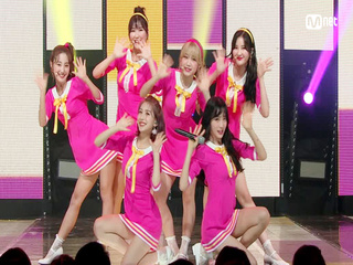 중독성 UP! ′립버블′의 ′옐로핑크′ 무대