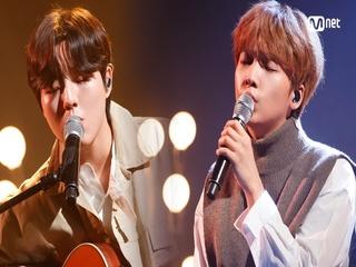 ′Special Stage′ ′유승우&정세운′의 ′서른 즈음에′ 무대
