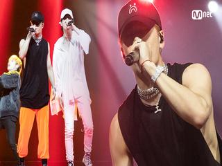 GOT7 잭슨(JACKSON)&유겸(YUGYEOM) - Phoenix|KCON 2018 THAILAND × M COUNTDOWN