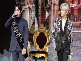 GOT7 뱀뱀(BamBam)&진영(JINYOUNG) - KING|KCON 2018 THAILAND × M COUNTDOWN
