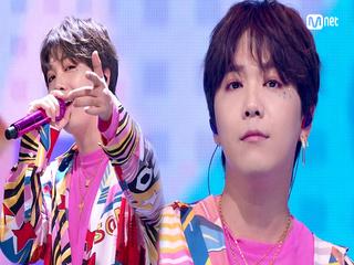 청량 홍스타! '이홍기'의 'COOKIES(feat. 이승협 of N.Flying)' 무대