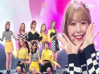 심쿵 러블리♡ ′프로미스나인′의 ′LOVE BOMB′ 무대