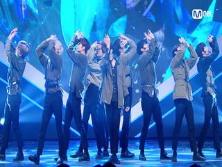 소년→남자로! ′업텐션′의 ′Blue Rose′ 무대
