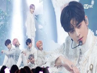 '최초공개' 몽환섹시 '아스트로'의 'All Night(전화해)' 무대