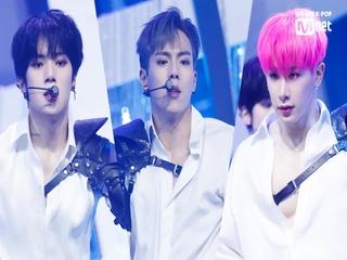'최초공개' 끈적 섹시 '몬스타엑스'의 'Alligator'무대