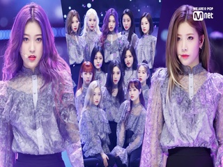 '이달의 소녀'의 매혹적 날갯짓! 'Butterfly' 무대