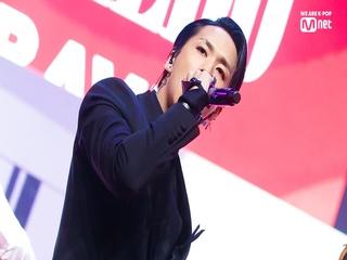 '최초공개' LUXURY! '라비'의 'TUXEDO' 무대