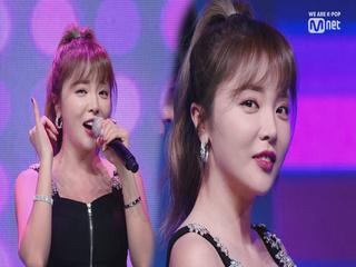 'COMEBACK' 트로트퀸 '홍진영'의 '오늘 밤에' 무대