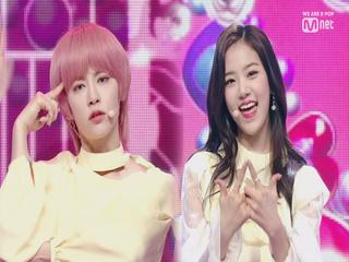 7人 7色 '공원소녀'의 'Pinky Star (Run)' 무대
