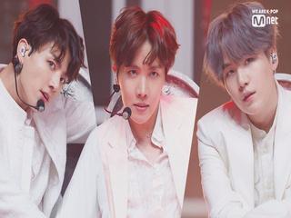 'COMEBACK' 월드클래스 '방탄소년단'의 'Dionysus' 무대