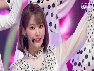 '1위' '아이즈원'의 보랏빛 설렘♡ '비올레타' 무대