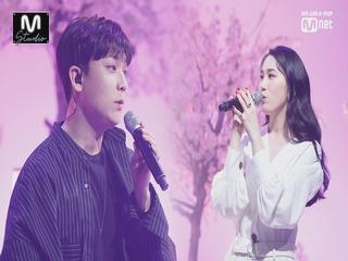 'STUDIO M' 목소리 천재 '정기고'의 '말하자면 (Feat. Hoody)' 무대