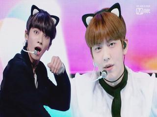 귀염뽀짝 'TXT (투모로우바이투게더)'의 'Cat & Dog' 무대
