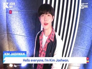[#KCON19NY] #MYKCON #김재환 #KIMJAEHWAN