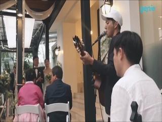 류석원 - [아름다웠던 날에] '정헌' 결혼식 축가 영상