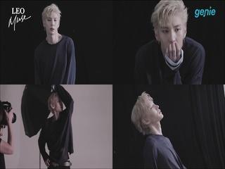 레오 (LEO) - [MUSE] 자켓 촬영 비하인드
