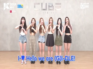 [#KCON19NY] #STARCOUNTDOWN D-20 with #G_I_DLE