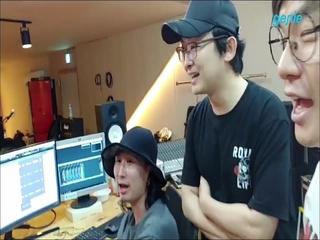 캡틴락 - [종로콜링] '로맨틱펀치' 녹음 영상