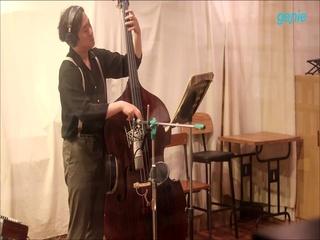 천용성 - [김일성이 죽던 해] '나무' 베이스 녹음 현장