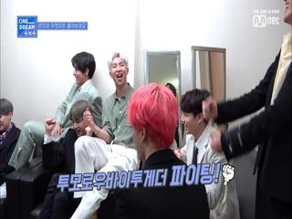 [1회] BTS 선배님들과의 두근거리는 두번째 만남♡ '투모로우바이투게더 파이팅!!!'